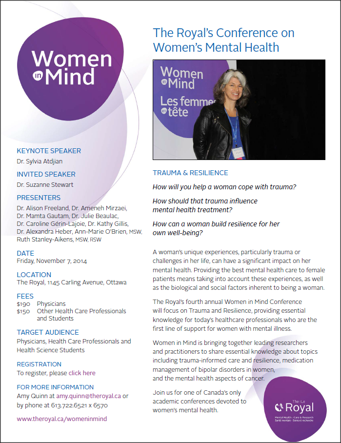 4 Annual Women in Mind Conference