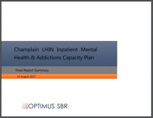 Champlain LHIN IP MH&A Capacity Plan_Summary